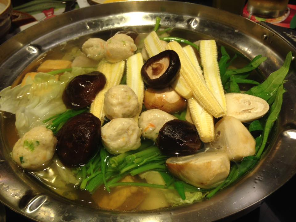 Thai Hot Pot A Protein Rich Thai Dish