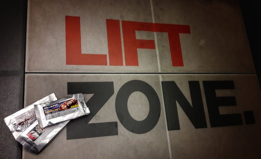 Lose Weight with IronFit Food Protein Bars