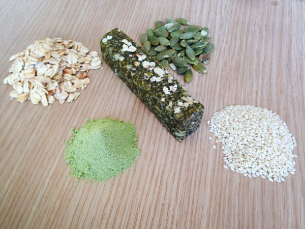 Matcha Green Tea Protein Bar Iron Fit Food