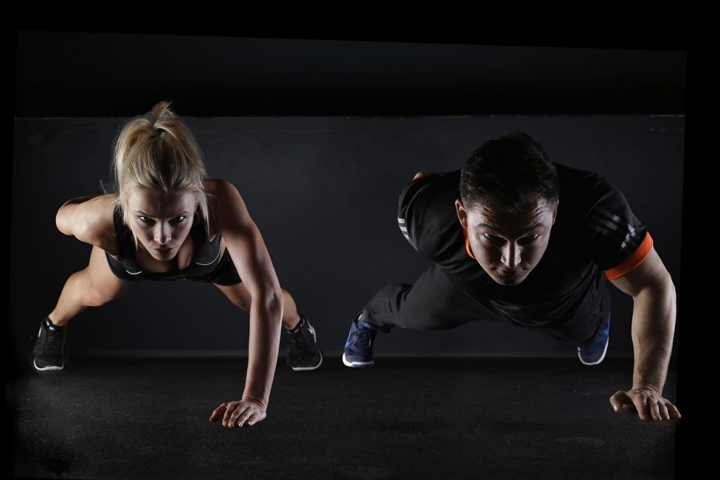 Anyone can benefit from isometric workout